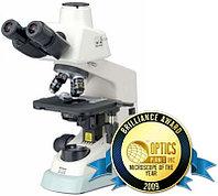 Микроскоп Nikon E 100 (тринокулярный) Япония с цифровой камерой для вывода картинки на экран телевизора.