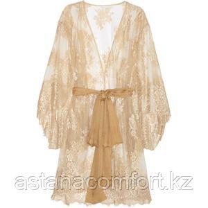 Халат кружевной. Кружевное роскошное кимоно