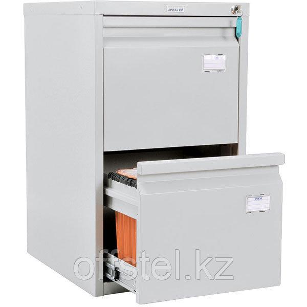 Металлический картотечный шкаф (картотека) ПРАКТИК A-42