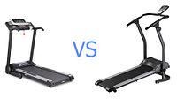 Какую выбрать дорожку, механическую или электрическую?