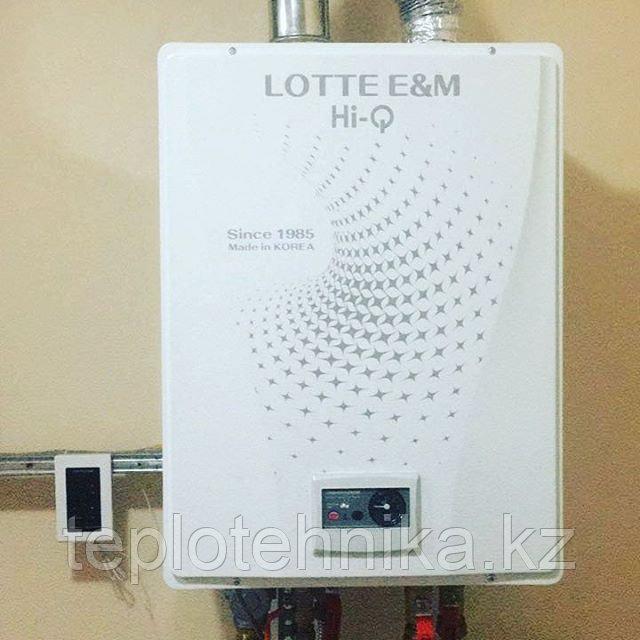 Газовый котел Lotte RGB-F256 RC