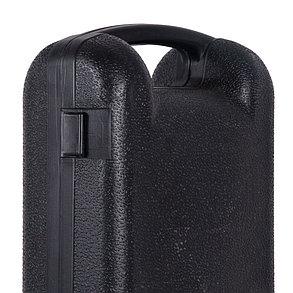 Набор штанга и гантели в кейсе на 50 кг (цвет - хром), фото 2