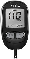 Экспресс анализатор AT Care для измерения глюкозы в крови, фото 1