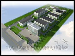 Проектирование зданий производственного назначения