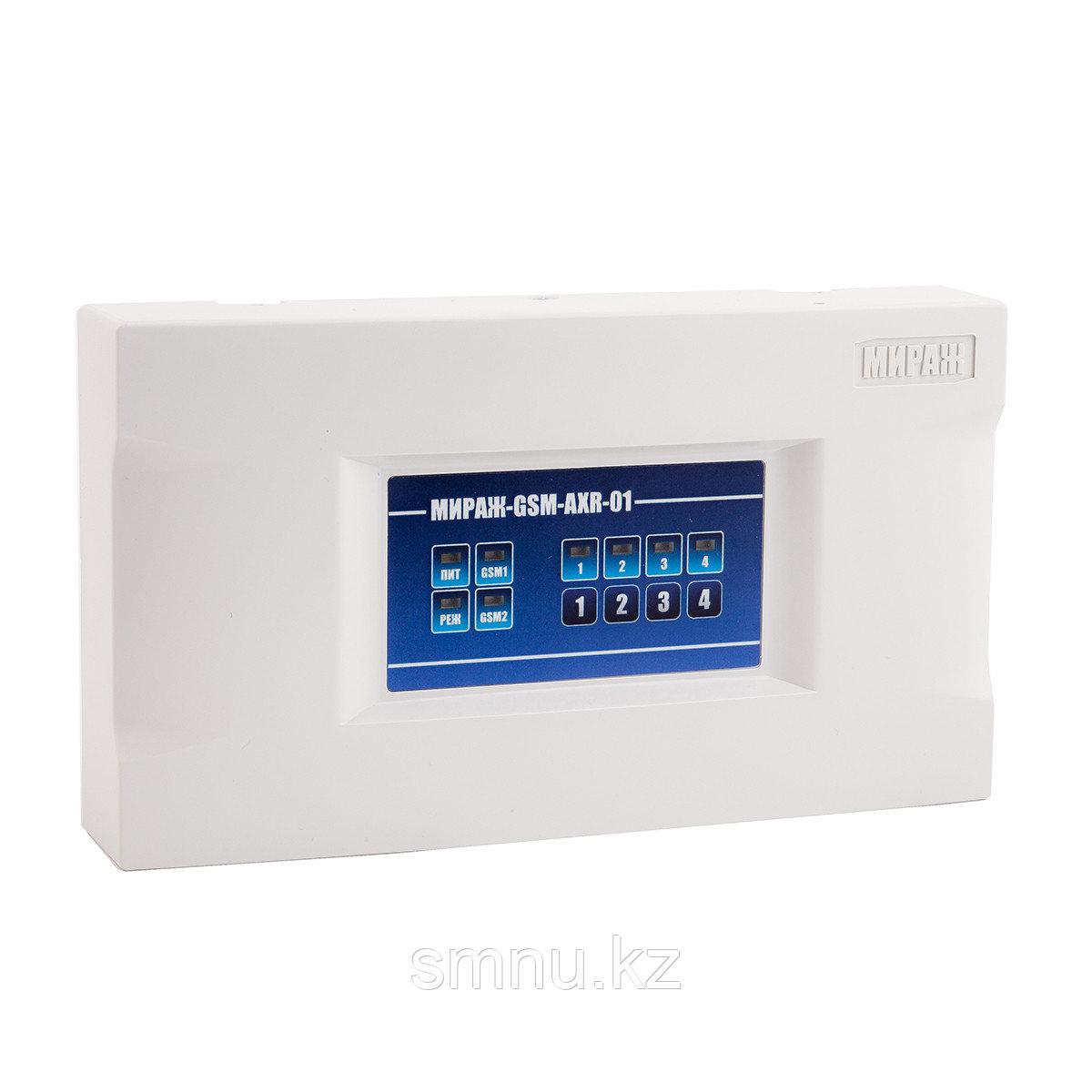 Мираж-GSM-AXR-01 - GSM Контроллер в комплекте с радиоизвещателями