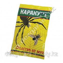 Каракурт приманка (пакет 10 г). Средство от мух