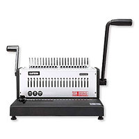 Переплетчик Binding Machine RAYSON SD-2011B21, пробивка: 20 листов, переплёт: 450 листов, отключаемые ножи