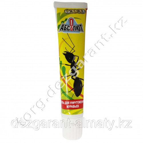 Абсолют гель М (туба 30 мл) Средство от муравьев