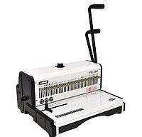 Переплетчик Wire Binding Machine RAYSON TD-200, пружина: металл 3:1, пробивка:20 листов, переплёт:130 лист, фото 1