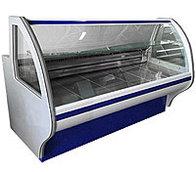 Холодильная витрина (ВГ) Мерей 1.8