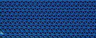 Грязезащитная Дорожка  PVC  Aqua Step синяя  0,9м х 12м
