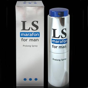 LOVESPRAY MARAFON спрей для мужчин (пролонгатор)