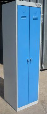 Металлический шкаф 1850*300*455