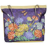 Набор для творчества (Вышивание лентами и гладью) My Creative Bag - Астры, фото 1