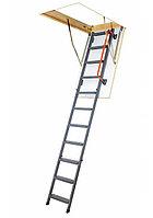 Лестница-люк, чердачная, металлическая Fakro LMK120x60 h=280