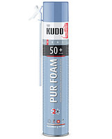 Пена полеуретановая монтажная бытовая всесезонная KUDO HOME50+
