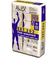 СЕТ-302 Клей для плитки и керамогранита 25кг