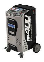 Станция автоматическая для заправки автомобильных кондиционеров TopAuto (Италия) арт. RR400N, фото 1