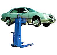 Подъемник  одностоечный  мобильный г/п 2500 кг. электрогидравлический Werther-OMA (Италия) арт. MM25(OMA496), фото 1