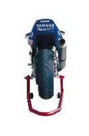 Стенд для поднятия заднего колеса мотоциклов Werther-OMA (Италия) арт. W6001, фото 1