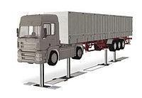 Четырехплунжерная подъемная система г/п 4х14 т.  Slift (Германия) арт. TL14-4.2RB, фото 1