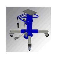 Домкрат канавный г/п 2 т. пневмогидравлический с телескопическим штоком Slift (Германия) арт. FTHE2/1050, фото 1