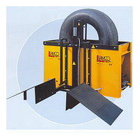 Ванна для проверки колес на герметичность с пневмоприводом Lamco (Италия) арт. VL22