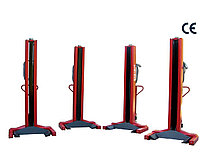 Колонны подкатные г/п 6х7,5 т. электромеханические Werther-OMA (Италия) арт. LTW756C+6, фото 1
