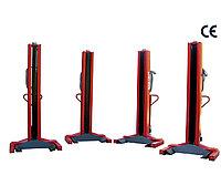 Колонны подкатные г/п 6х8,5 т. электромеханические Werther-OMA (Италия) арт. LTW856C+6, фото 1