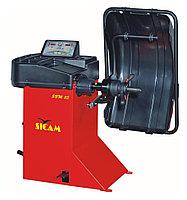 Балансировочный стенд с ручным вводом параметров Sicam (Германия) арт. SBM55NW