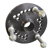Адаптер для колёс без центрального отверстия с 3-мя установочными пальцами (98-115-120-120,65-125-130-139,7 мм) Ravaglioli (Италия) арт. GAR144