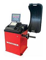 Балансировочный стенд полуавтоматический Werther-OMA (Италия) арт. Olimp6000, фото 1