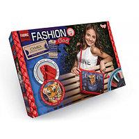 Набор для вышивки гладью Fashion Bag - Тигренок, фото 1