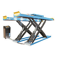 Подъемник ножничный г/п 4500 кг. платформы для сход-развала Werther-OMA (Италия) арт. SaturnusEV45AT(OMA533EVB), фото 1