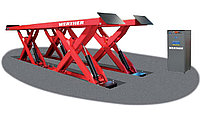 Подъемник ножничный г/п 10000 кг. платформы гладкие Werther-OMA (Италия) арт. Saturnus Truck100, фото 1