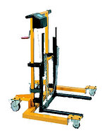 Тележка механическая г/п 200 кг. для снятия колес грузовых автомобилей Lamco (Италия) арт. PR250