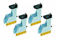 Комплект адаптеров для установки мотоциклетных колес Sicam (Германия) арт. 1695103543