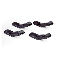 Комплект пластиковых накладок (4 шт) на зажимные кулачки Sicam (Германия) арт. 1695101402