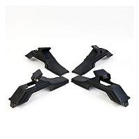 """Комплект пластиковых накладок (4 шт) на зажимные кулачки 26"""" Sicam (Германия) арт. 1695104071"""