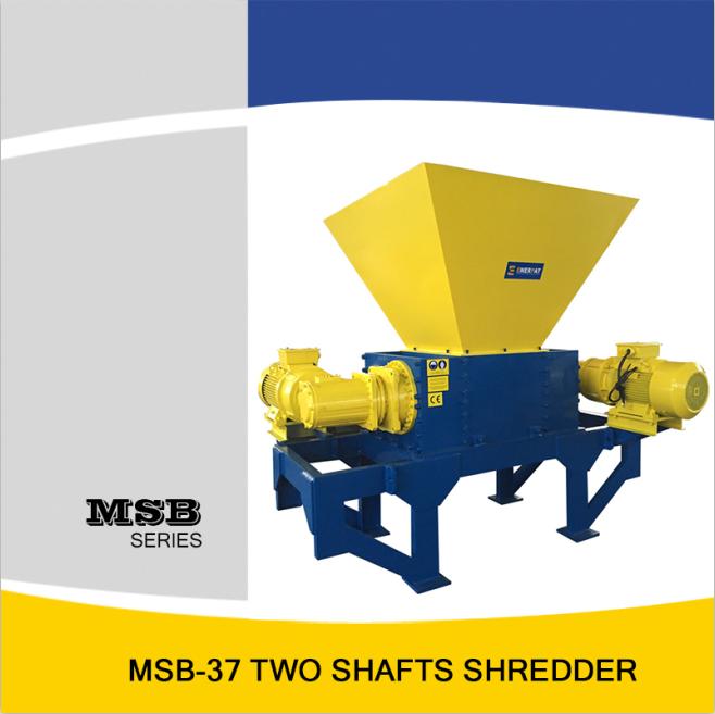 Шредер двухвальный MSB-37 (Enerpat)