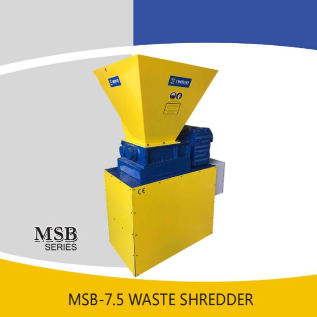 Шредер двухвальный MSB-7.5 (Enerpat)