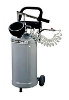 Нагнетатель масла мобильный, с ручным приводом KraftWell (КНР) арт. KRW1917
