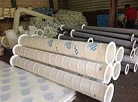 Отвод 90гр L=500мм. Ø - 550, вентиляционные каналы, воздуховоды из полипропиллена., фото 1