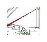 Лазерная система центровки фары и Лазерный визир TopAuto (Италия) арт. LL+L1
