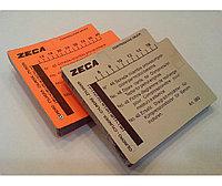 Комплект сменных карточек, 50 шт. Zeca (Италия) арт. 366