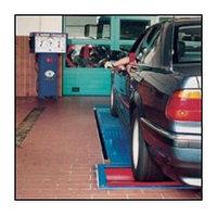 Роликовый тормозной стенд с аналоговой индикацией для автомобилей до 3500 кг. Maha (Германия) арт. MBT 2200 LON
