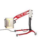 Сушка инфракрасная 380 В, 3 софита, 3 кВт, мобильная  IRT (Швеция) арт. IRT3-1PcD, фото 1