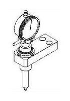 Индикатор глубины с круговой шкалой (шкала мм.) Comec (Италия) арт. TST010