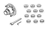 Фланец с центрирующими кольцами для подсоед. к стандартным осям авт. Comec (Италия) арт. MC5630