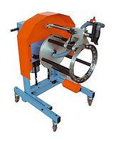 Станок для обточки новых тормозных колодок, установленных на ступицу Comec (Италия) арт. TCE560